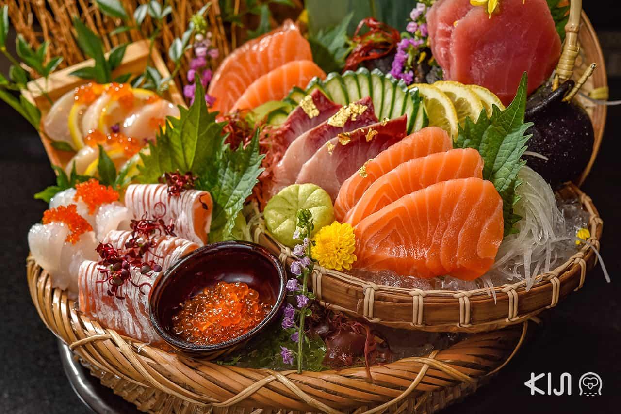 Hoshi Japanese Restaurant รีวิว