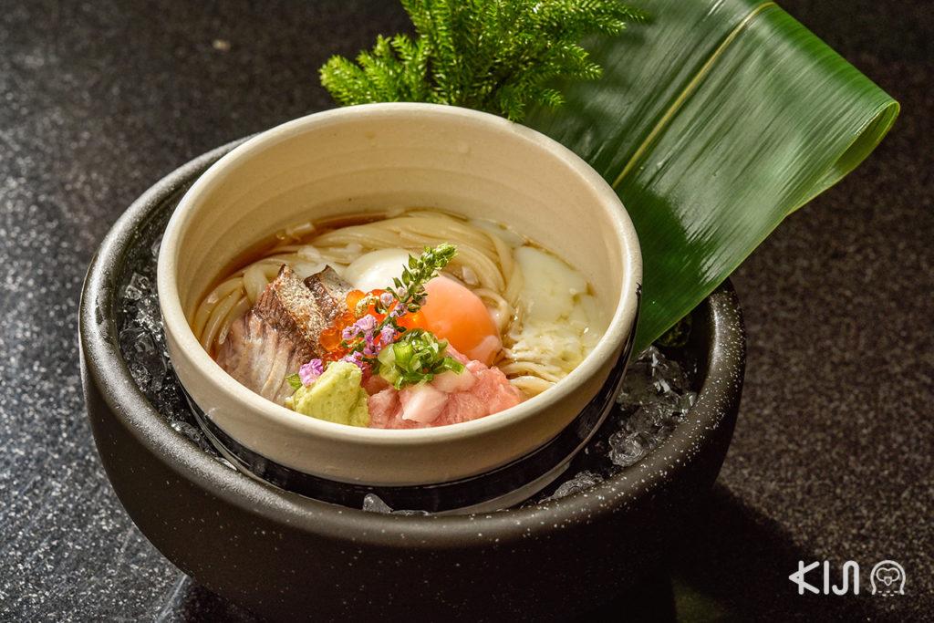 Hoshi Japanese Restaurant ร้านอาหารญี่ปุ่น ย่านพระราม 9