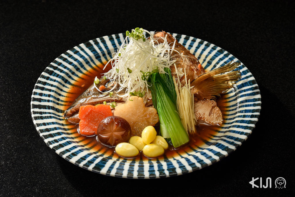 รีวิวร้าน Hoshi Japanese Restaurant
