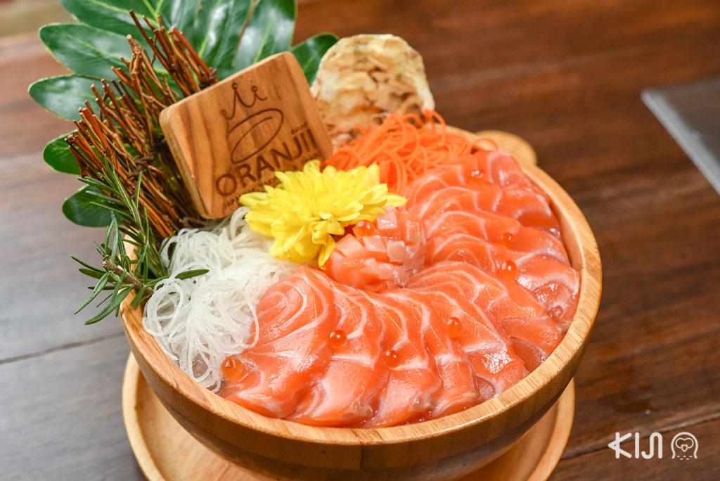 oranjii บุฟเฟ่ต์ ชาบู ยากินิกุ