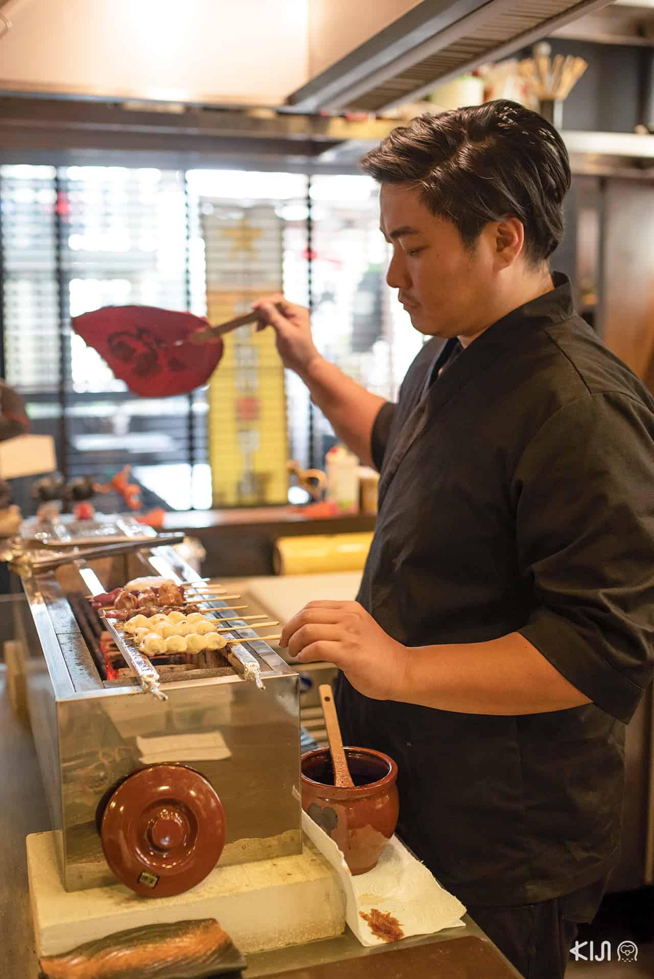 Fukumimi Yakitori, Yakitori, ยากิโทริ, ร้านอาหารญี่ปุ่น