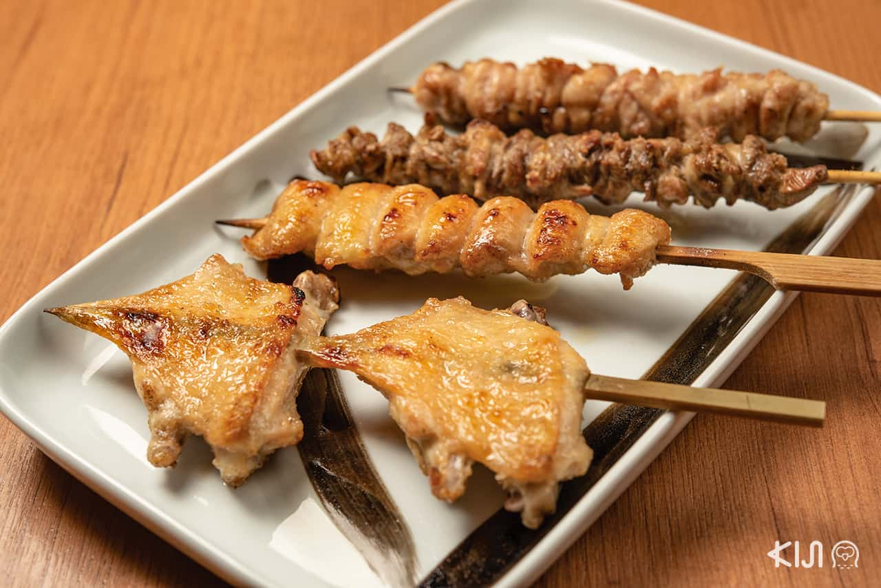Torihada, ยากิโทริ, ร้านอาหารญี่ปุ่น, Yakitori