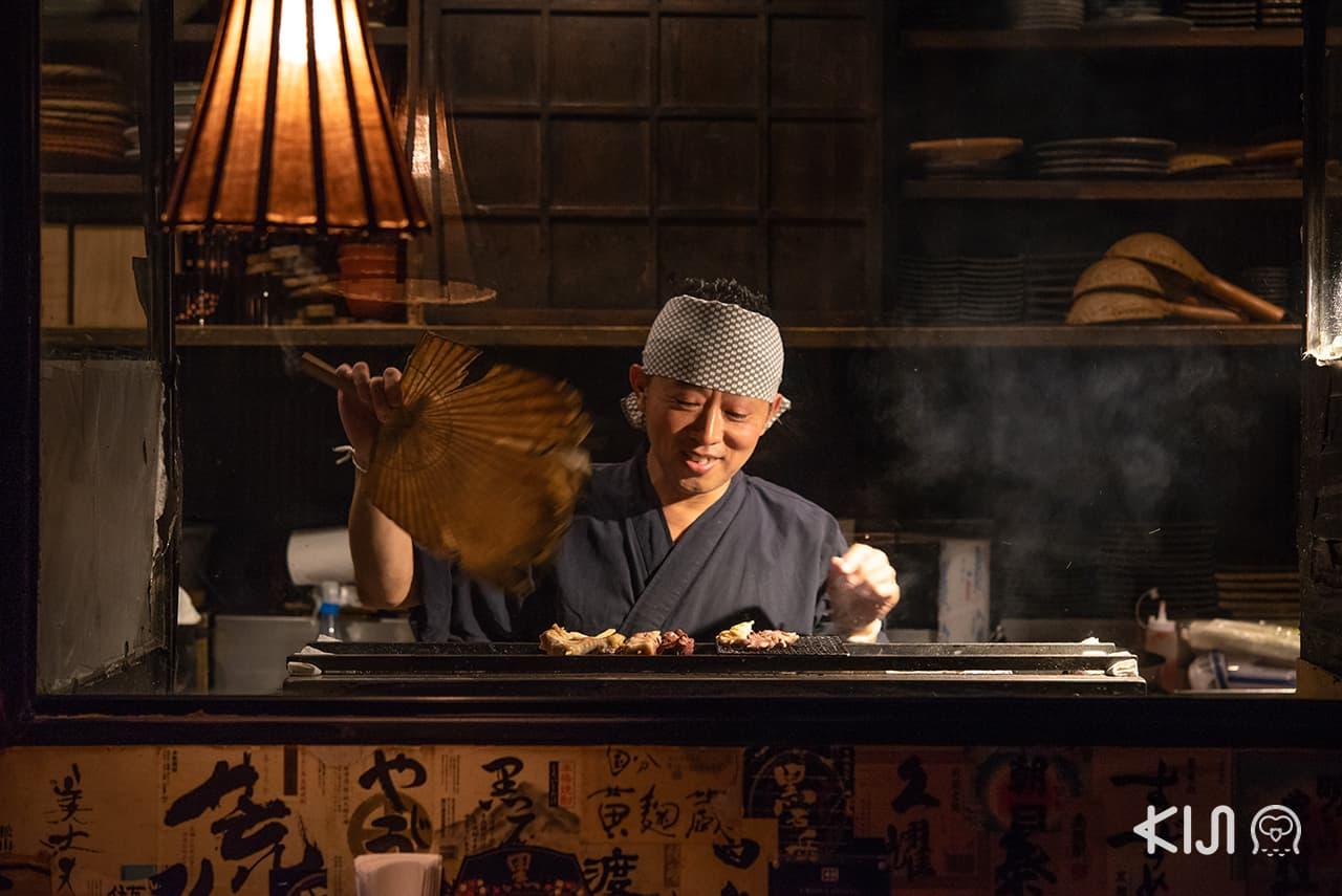 Jidori Cuisine Ken รีวิว
