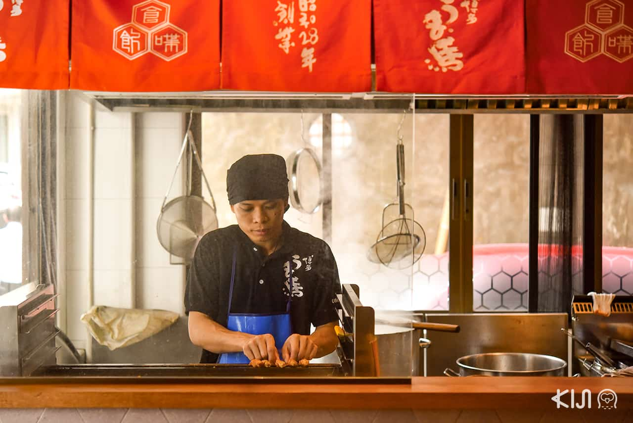 Uma Uma, ยากิโทริ, ร้านอาหารญี่ปุ่น, Yakitori