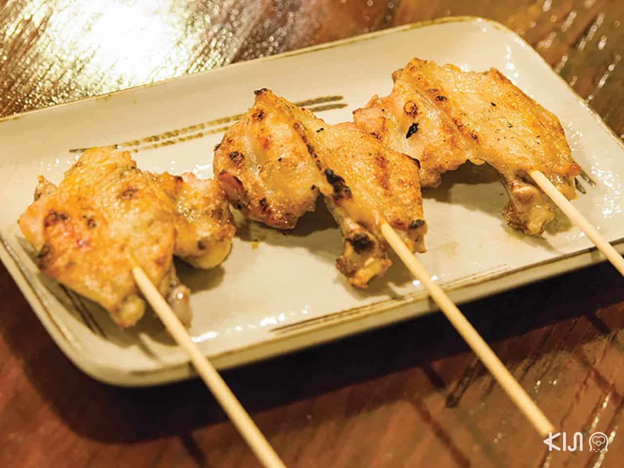 Yakitori Ichiban, ยากิโทริ, ร้านอาหารญี่ปุ่น, Yakitori