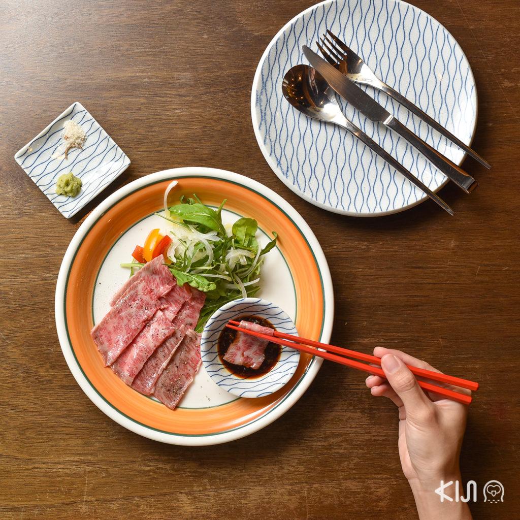 Nikkuu Grill : Kagoshima Beef Sashimi