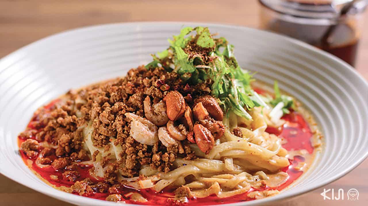 ราเมน Mala Super Spicy Tan Tan Ramen