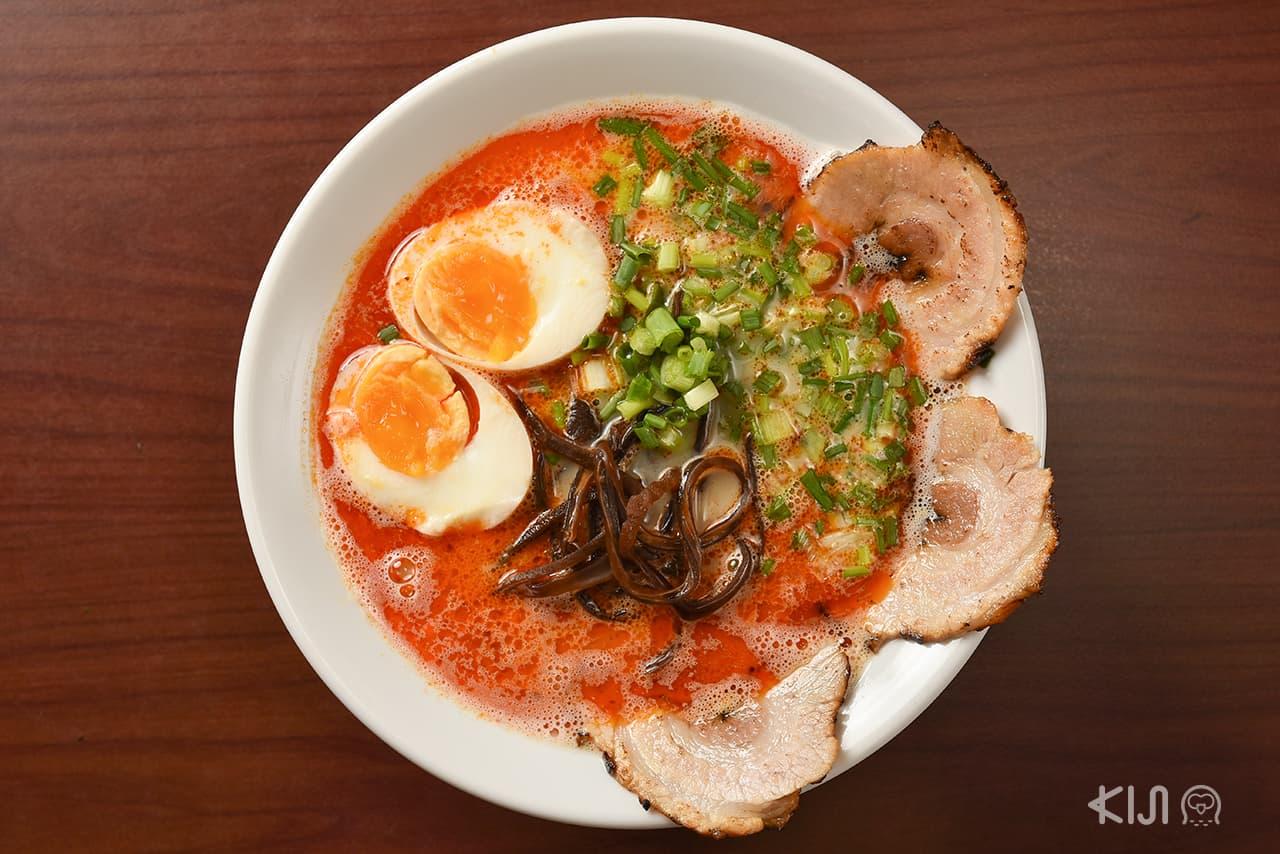 ราเมน Super Spicy Special Ramen