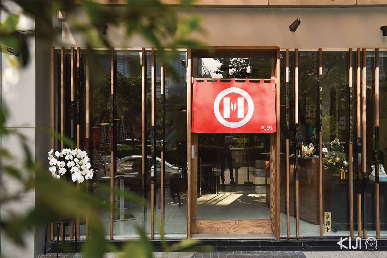 ร้าน ราเมน Mensho Tokyo