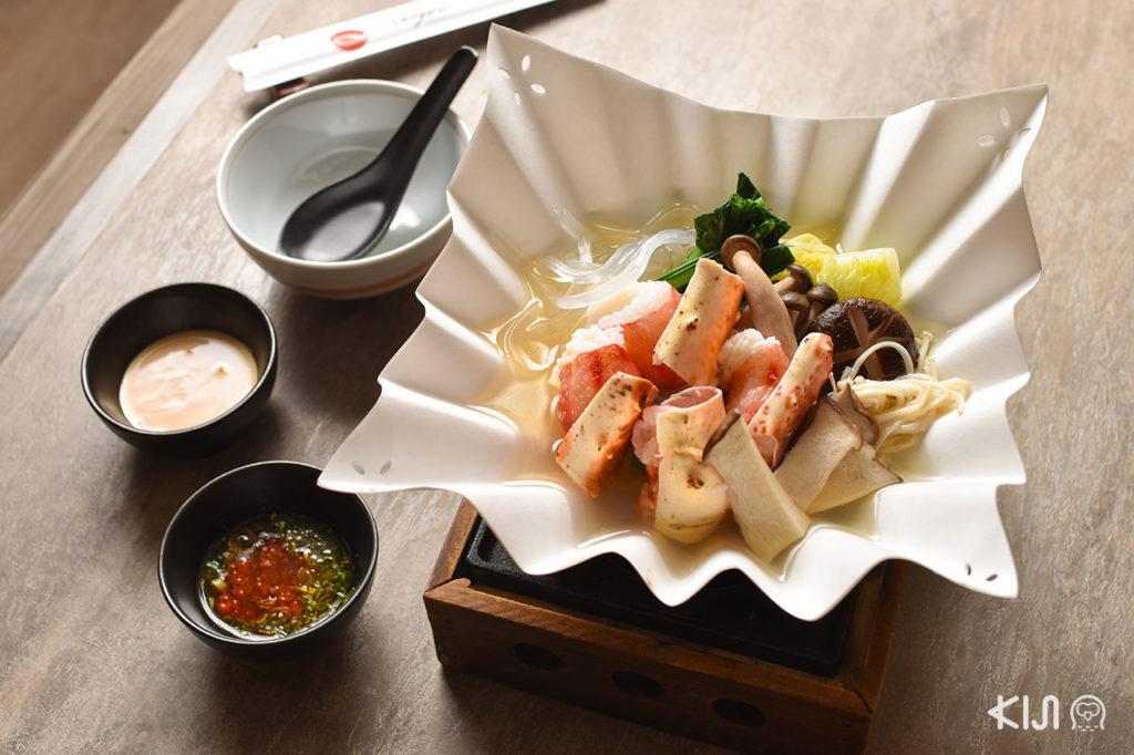 Taiyou Sushi - Taraba Kaminabe