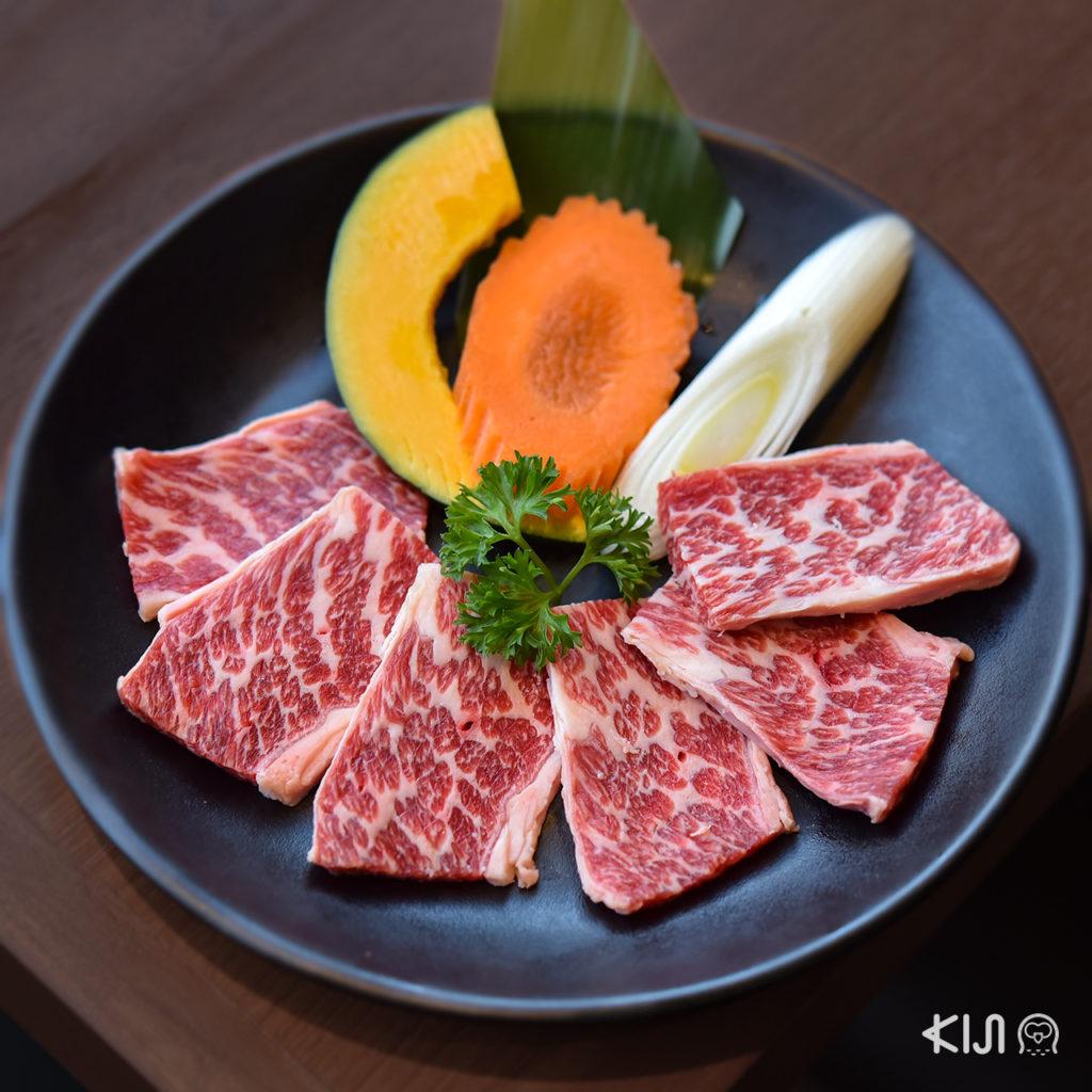 เนื้อซี่โครงพิเศษ (Gyu-Kaku Karubi)