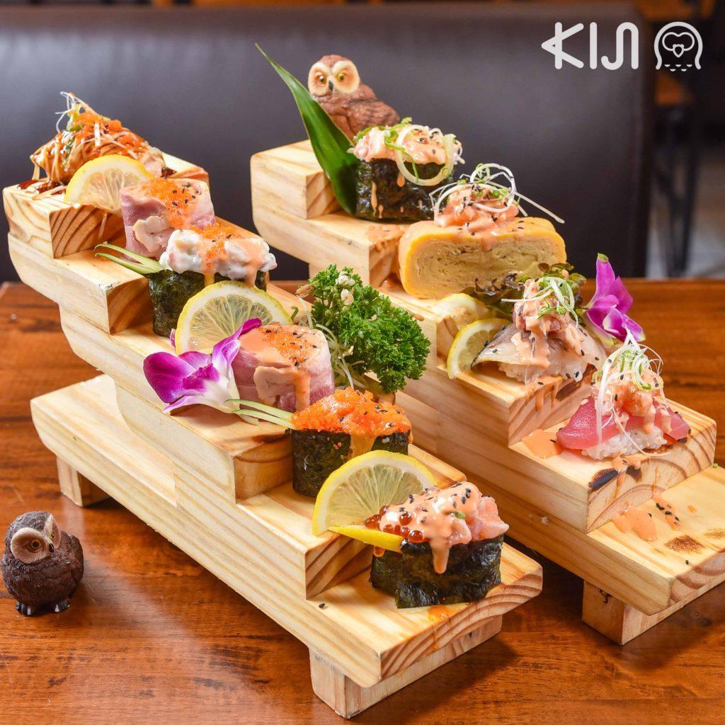 Achita Sushi Bar by FUKU - รวมซูชิสไตล์ฟิวชั่นจากชุดอะลาคาร์ท