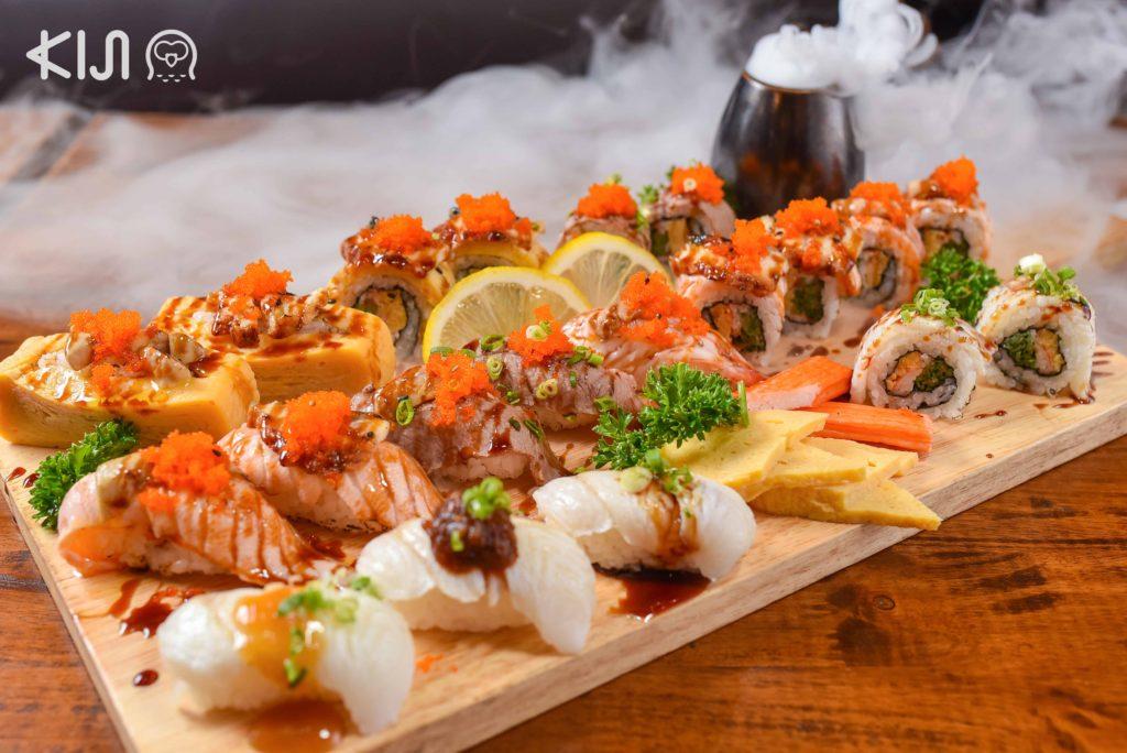 Achita Sushi Bar by FUKU - รวมซูชิชุดบุฟเฟ่ต์