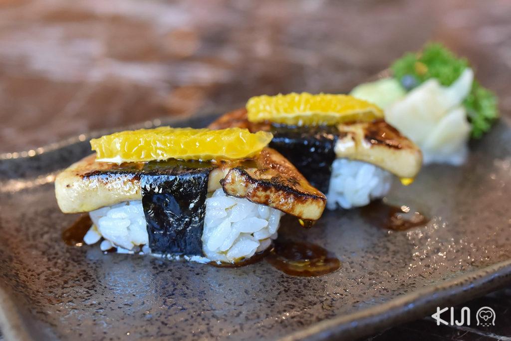 เมนูของร้าน Ryoshi Sushi - Foie Gras Nigiri Sushi