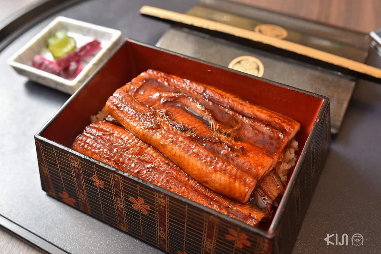 ร้าน อาหารญี่ปุ่นShogun Japanese Restaurant - Unaju (950 บาท)