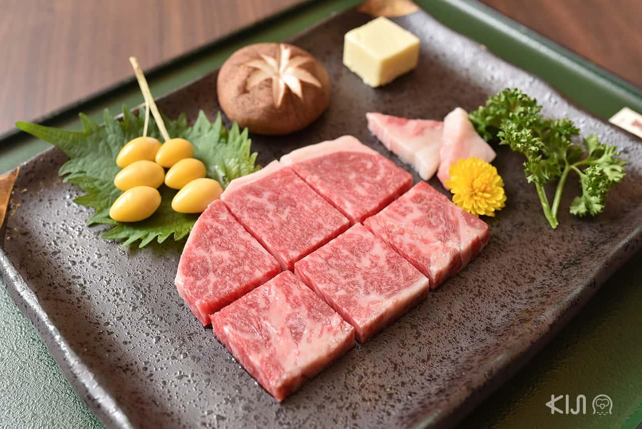ร้านอาหารญี่ปุ่น Shogun Japanese Restaurant
