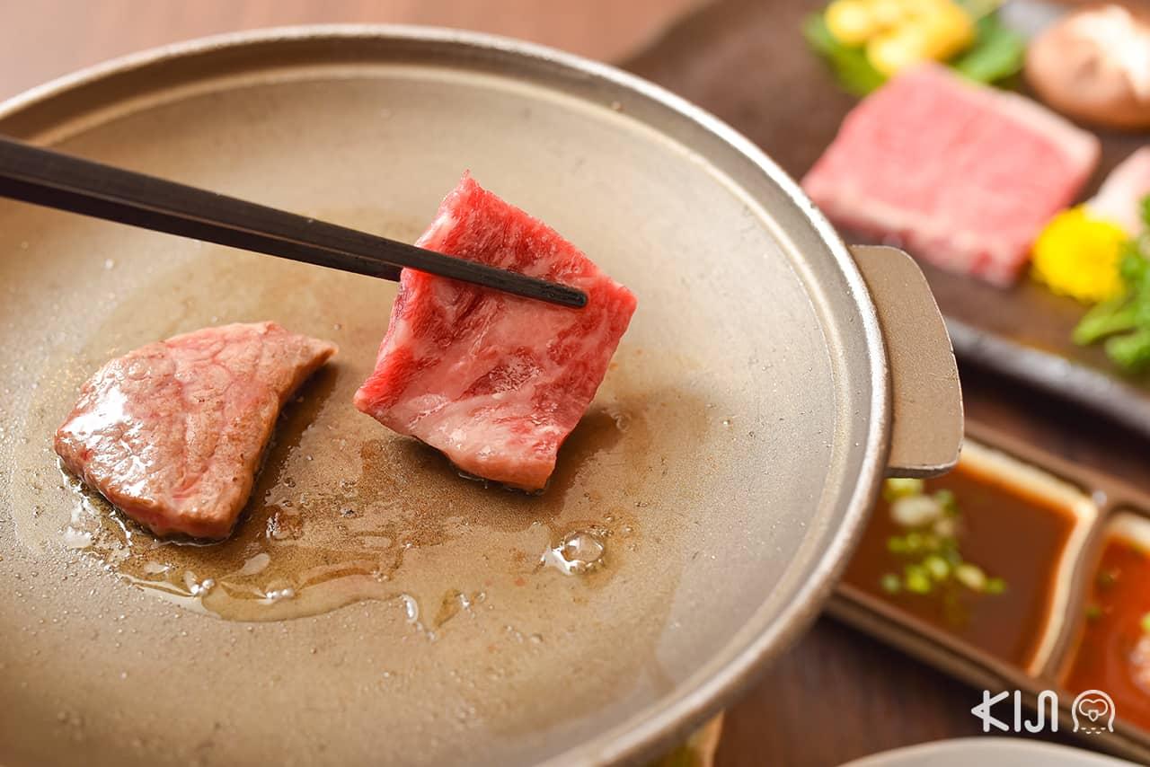 ร้าน อาหารญี่ปุ่น Shogun Japanese Restaurant - Dobun Yaki
