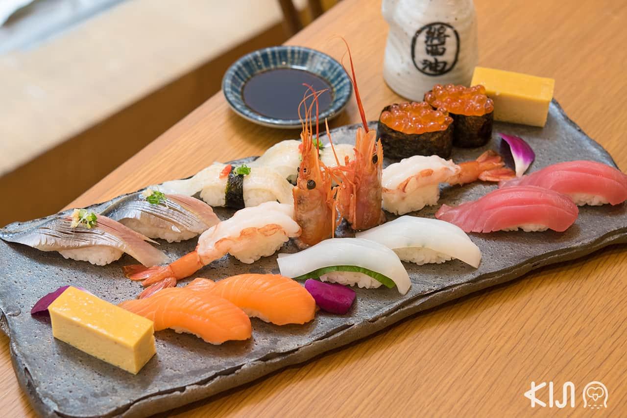 ร้าน อาหารญี่ปุ่น Hokkai Don - Couple Set