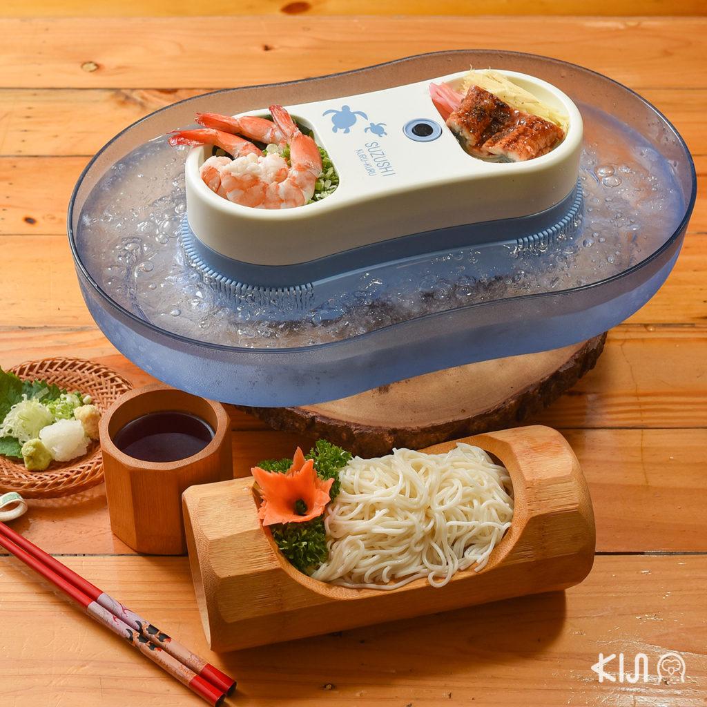 รีวิวร้าน Dr.Tribe Sushi & Izakaya ซูชิ อิซากายะ