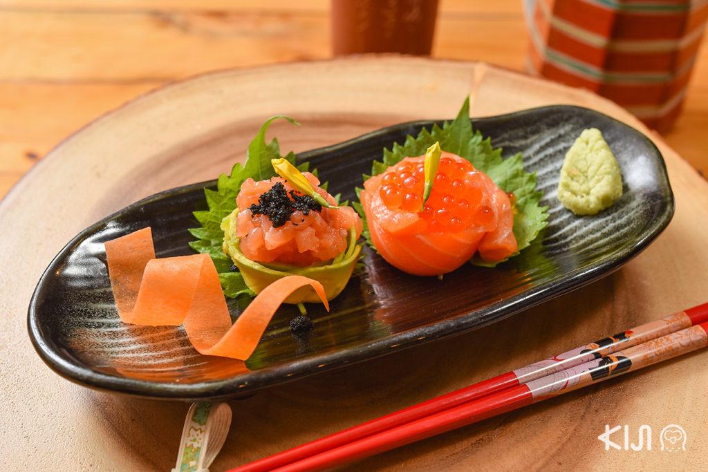 รีิวิว Dr.Tribe Sushi & Izakaya