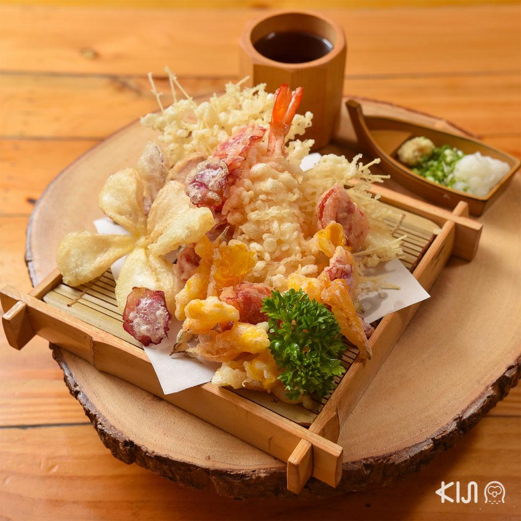 ร้าน Dr.Tribe Sushi & Izakaya รีวิว