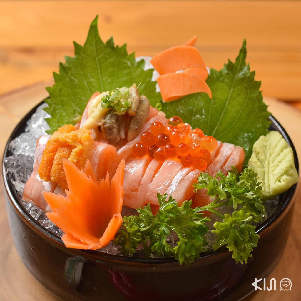 รีวิวร้าน Dr.Tribe Sushi & Izakaya