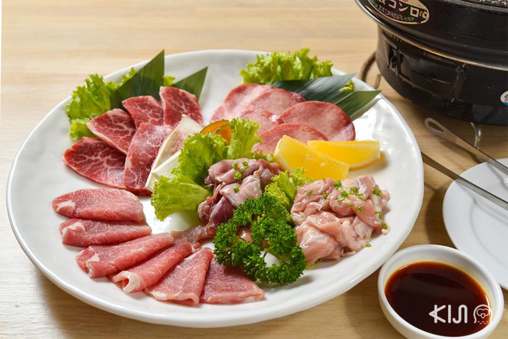 Yakiniku Family Set - Hokkaido Grill Yakiniku & Jingiskang EZOYA