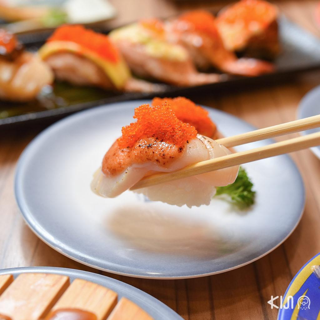 รีวิวร้าน Heiroku Sushi