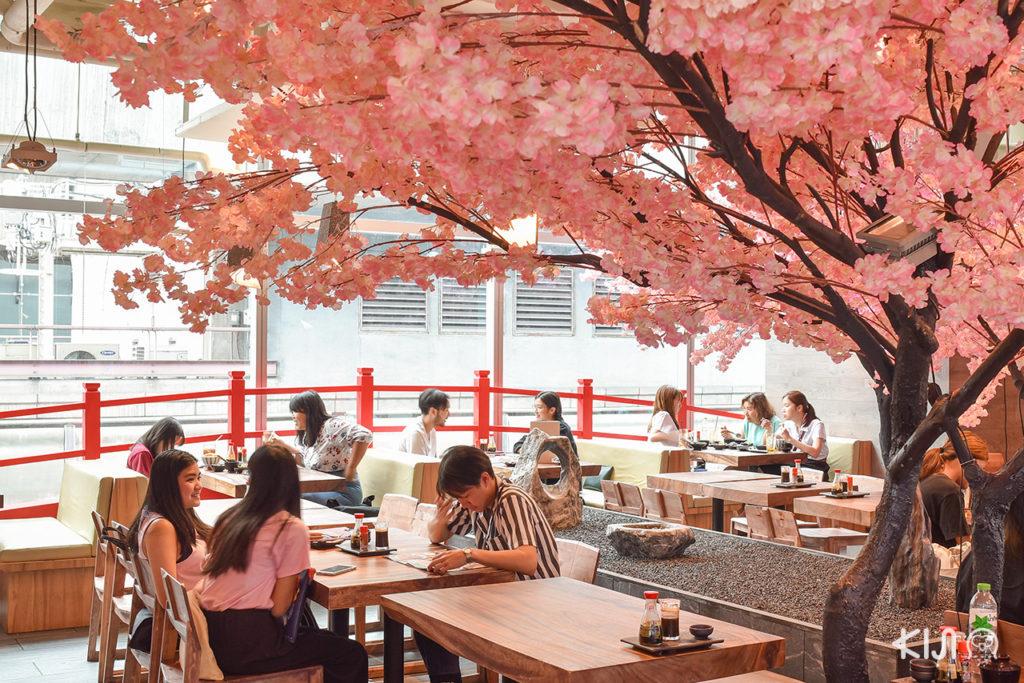 ร้านอาหารญี่ปุ่น สยาม Kofuku