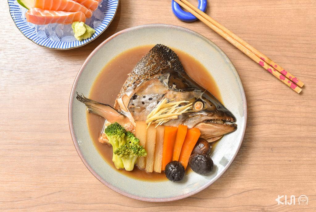 Sachinomi Sushi - Sake Kabutoni
