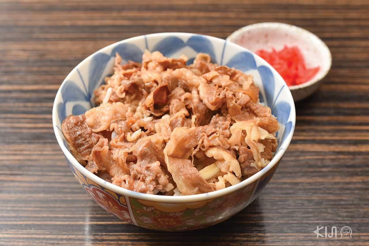 ดงบุริ - กิวด้ง (Gyudon : 牛丼)
