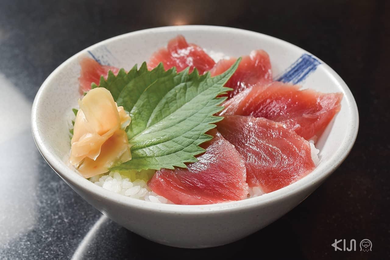 Sushi Den รีวิว