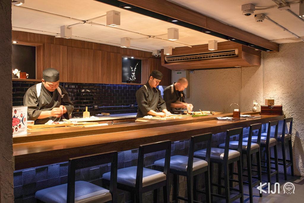 ร้านอาหารญี่ปุ่น Mizu