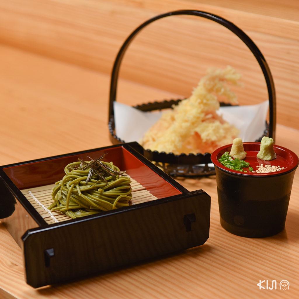 ร้าน Bonsai Japanese Restaurant