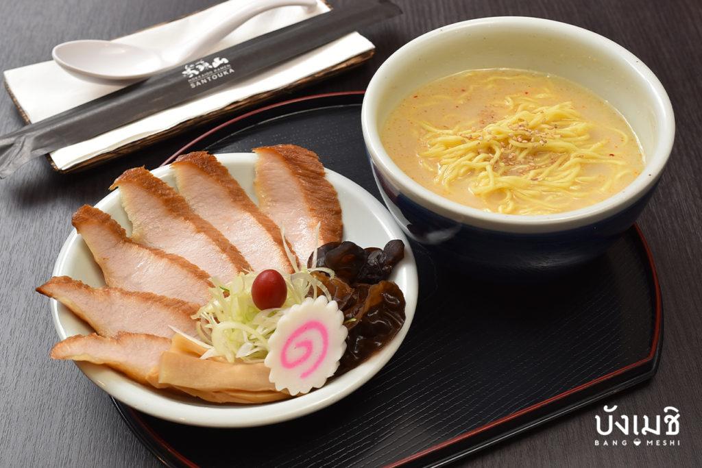 อาหาร ฮอกไกโด ในกรุงเทพ : Hokkaido Ramen Santouka