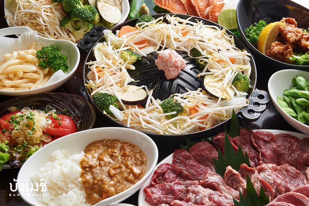 อาหาร ฮอกไกโด ในกรุงเทพ : Hokkaido Shirokumaya