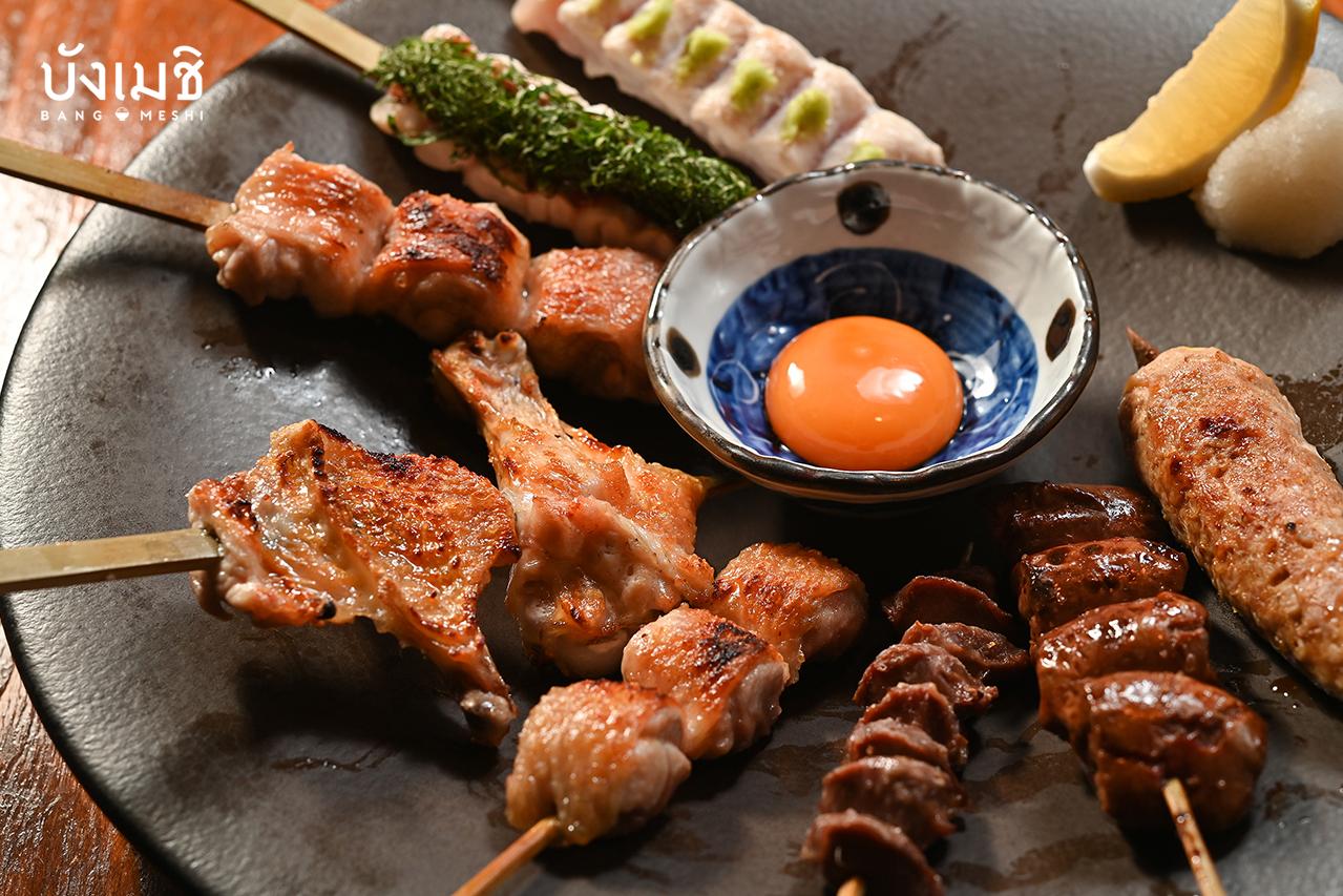 ร้านอาหารญี่ปุ่น รางวัล Bib Gourmand - Jidori Cuisine Ken