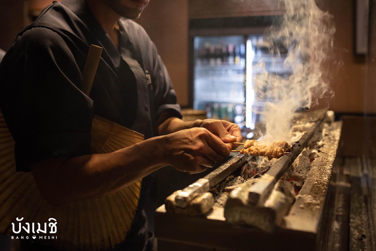 ร้านอาหารญี่ปุ่นอร่อยระดับมิชลิน ไกด์ - Shirokane Tori-Tama