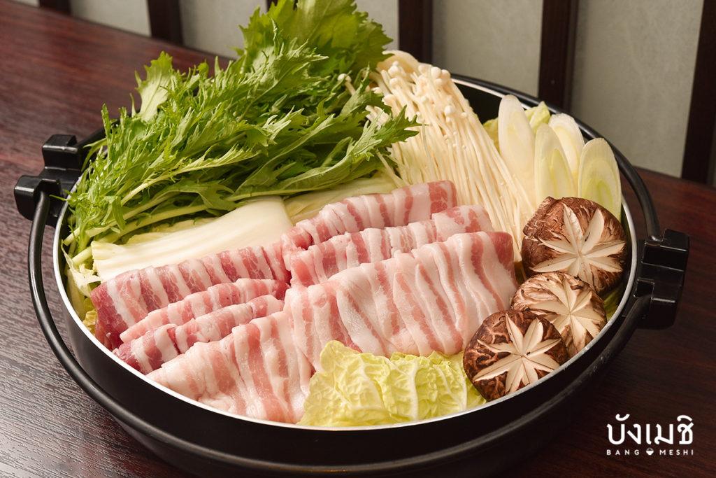 อาหาร ฮอกไกโด ในกรุงเทพ : Tsubohachi