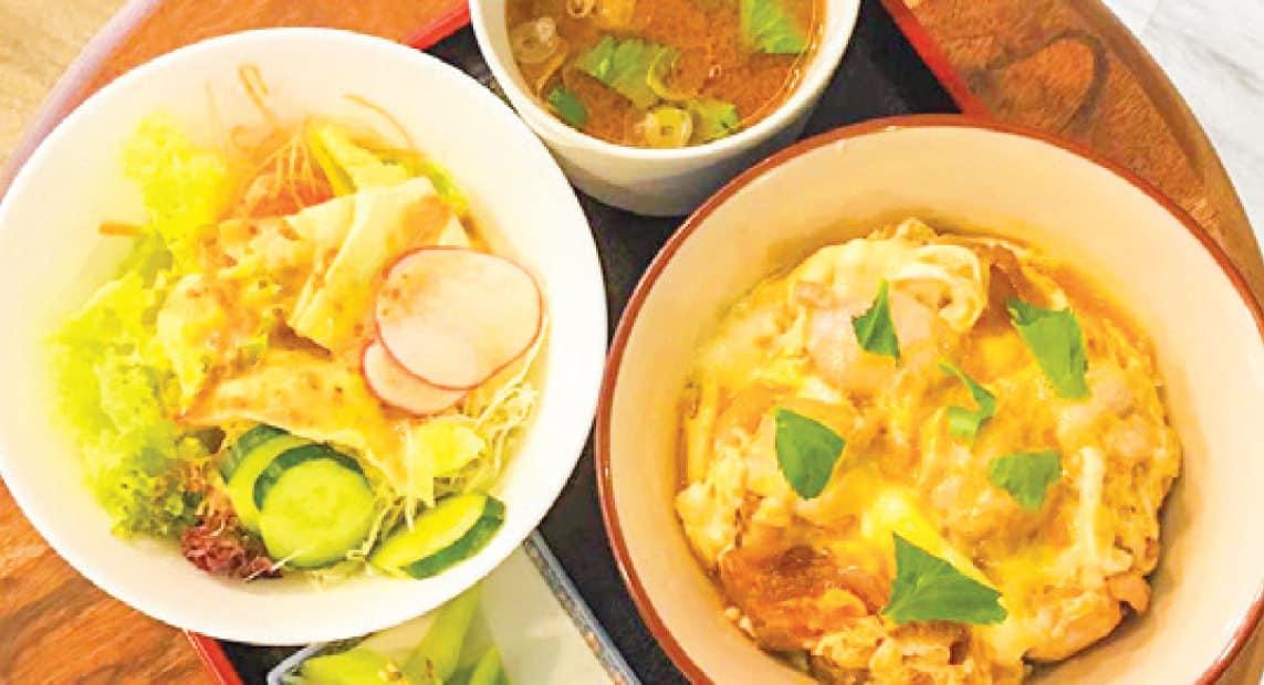 Yooidon ร้าน Donburi Cafe