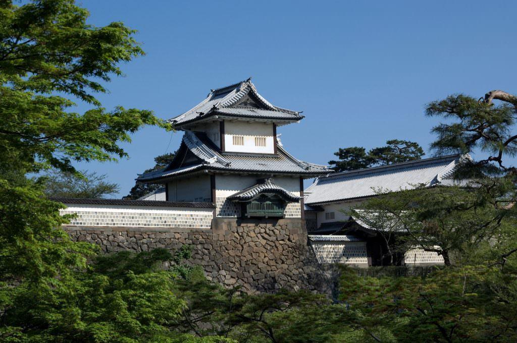 ปราสาทคานาซาว่า (Kanazawa Castle)