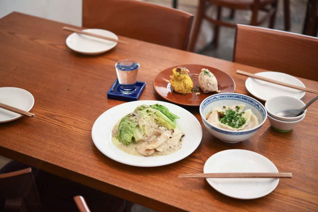 อาหารฟิวชั่นรสชาติเข้มข้นของร้าน OKUWA ZAKAYA ในย่าน คิชิโจจิ (Kichijoji)