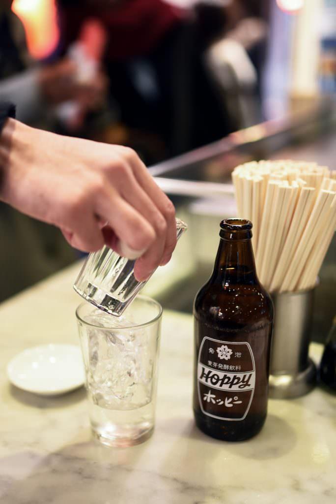 เครื่องดื่มของร้านอิชิเอ็ง (Ichien)