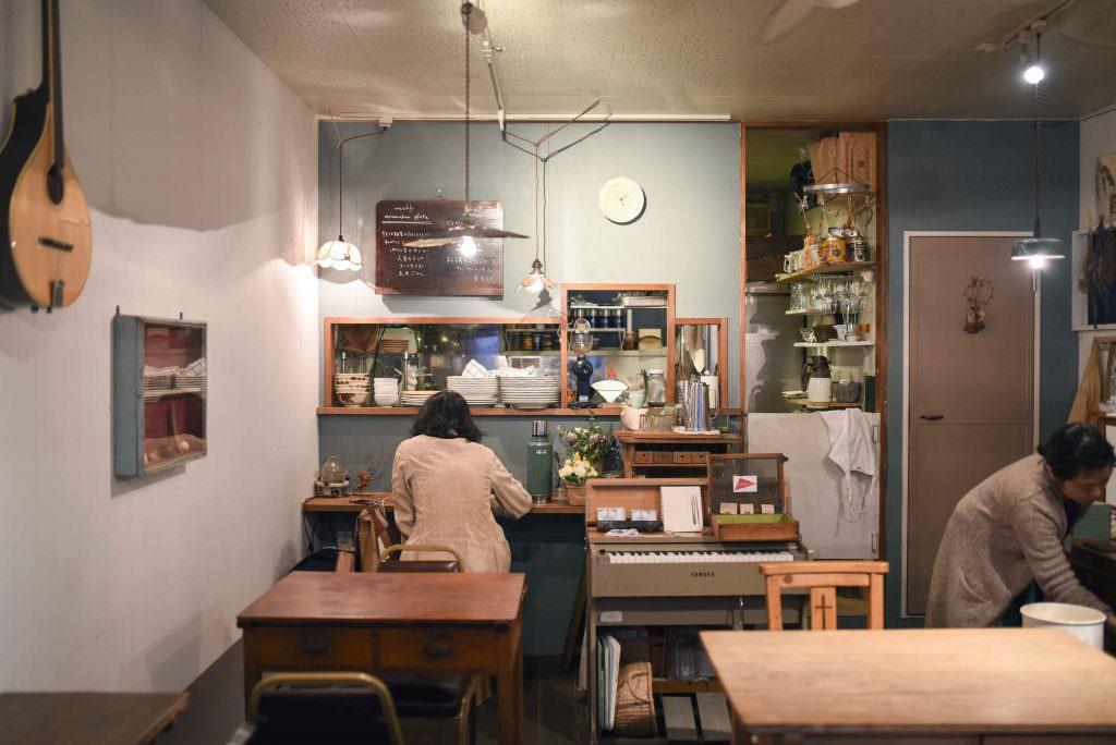 ร้าน ARUMAKAN ในย่านคิชิโจจิ (Kichijoji)