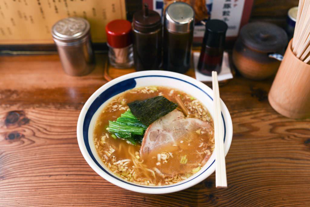 ราเมนสูตรโตเกียวรสชาติดั้งเดิมของร้านอิชิเอ็ง (Ichien)