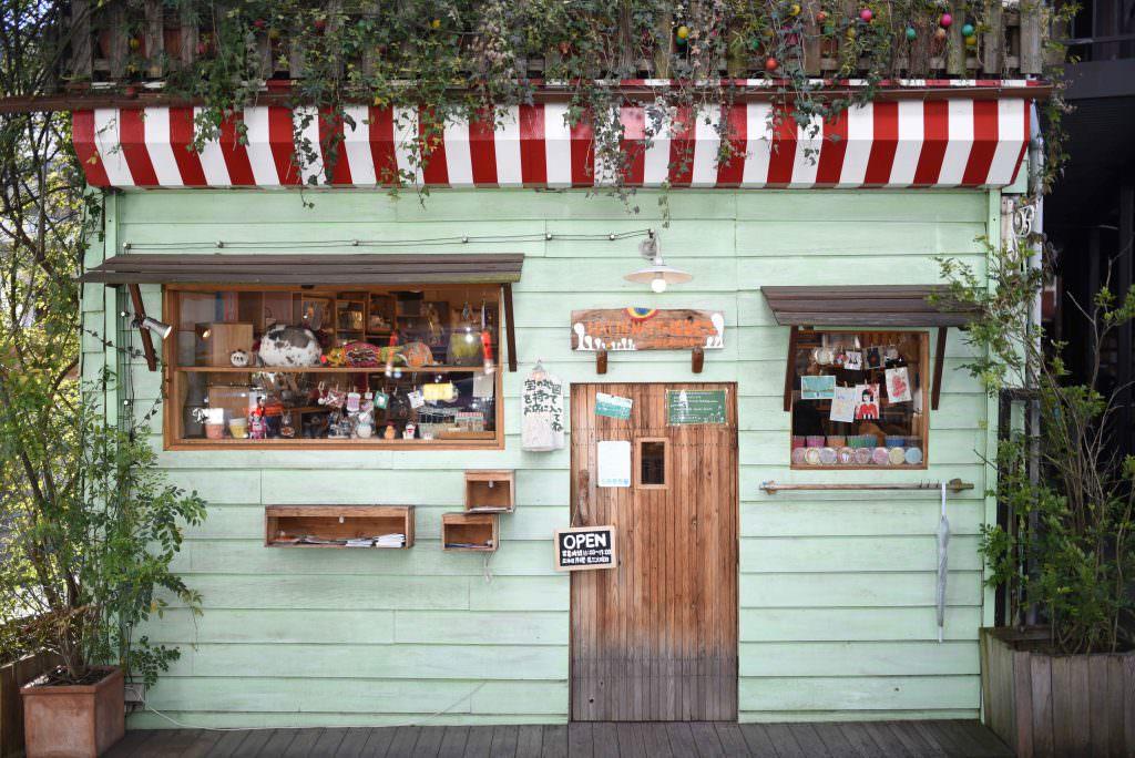 ร้าน HATTIFNATT ในย่านคิชิโจจิ (Kichijoji)
