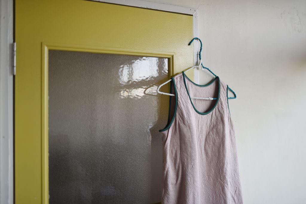 เสื้อจากร้าน SALVIA ในย่านคุระมะเอะ (Kuramae)