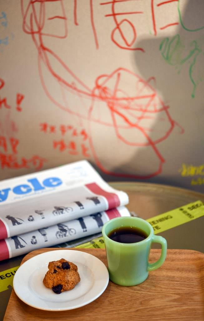 กาแฟและขนมเค้กจากร้าน SOL'S COFFEE ROASTERY