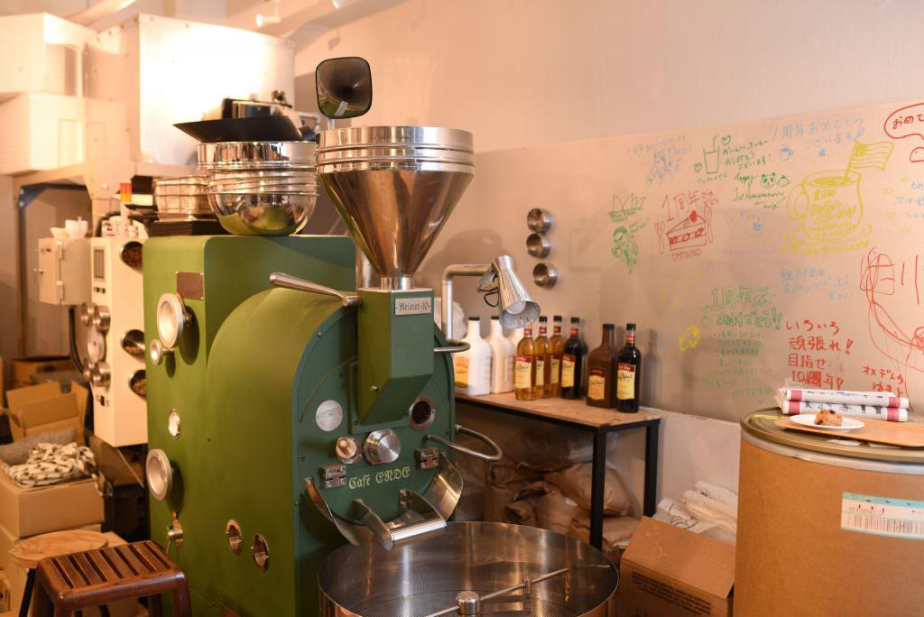 โรงคั่วจากร้าน SOL'S COFFEE ROASTERY
