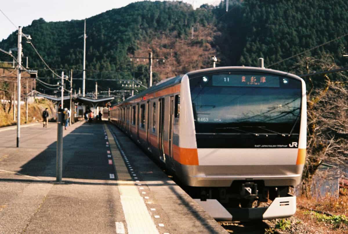 เดินทางด้วยรถไฟไปปิกนิกกันที่มิตาเกะ (Mitake)'